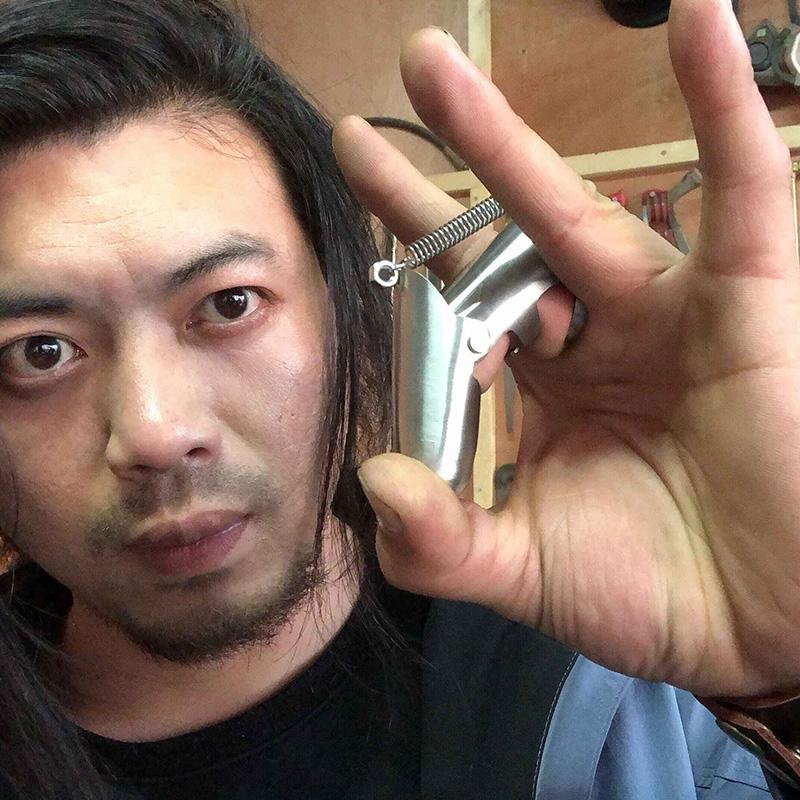 手工耿原创脑瓜崩辅助器,弹指间灰飞烟灭的图片 第2张