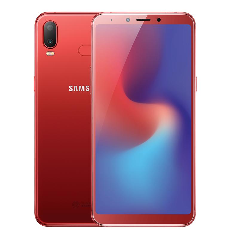 全面屏全网通智能手机官方旗舰店正品千元学生价 G6200 SM A6S Galaxy 三星 Samsung 分期免息 新品现货