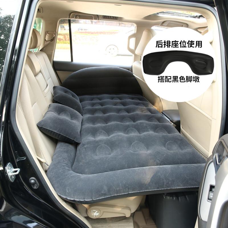 车载充气床SUⅤ专用车中后备箱床垫折叠旅行气垫越野自驾游汽车垫