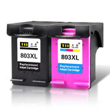 Tianhong compatible HP 803 ink cartridge black Deskjet 2132 2622 printer hp1112 2131 2621 2623 2628 ink cartridge large capacity xl can be added with ink supply