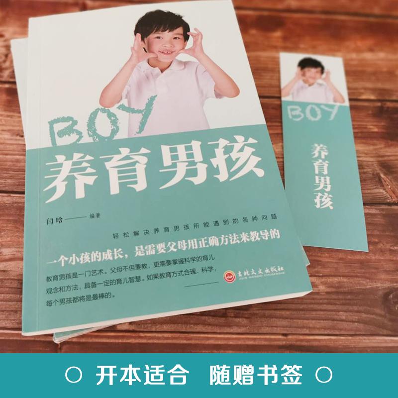 书籍畅销书 儿童教育心理学育儿家庭教育孩子 好父母胜过好老师 正面管教男孩如何说孩子才会听给孩子不打不骂培养男孩 养育男孩