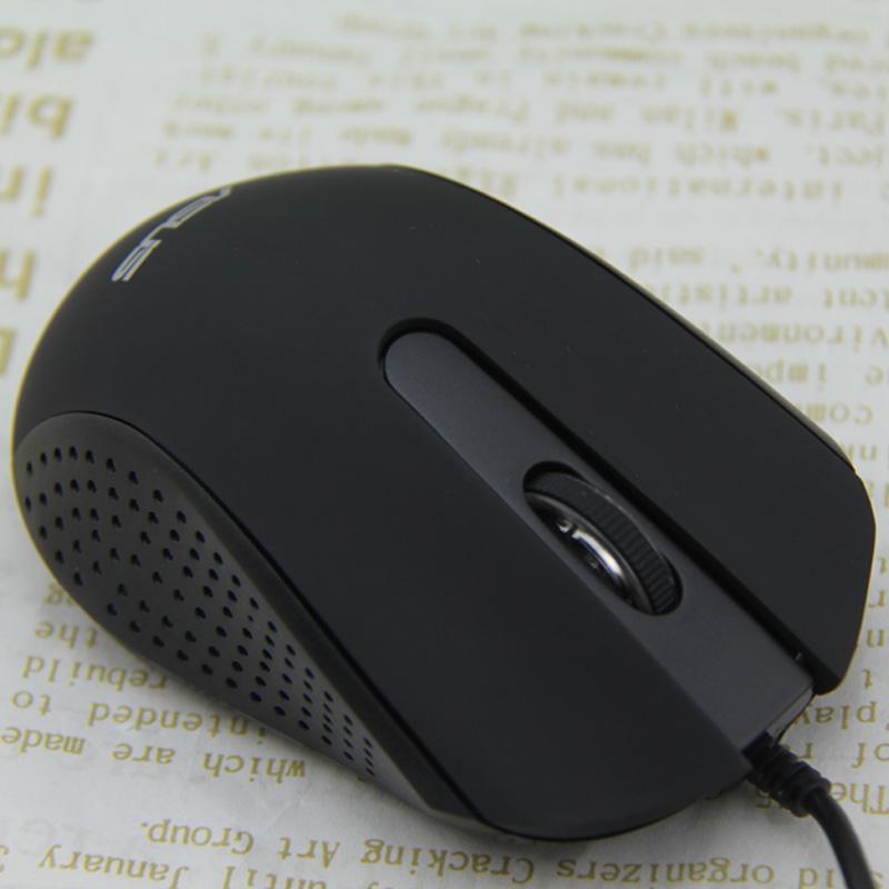 华硕AE-01有线鼠标 笔记本联想戴尔宏碁USB特价便宜包邮黑色磨砂