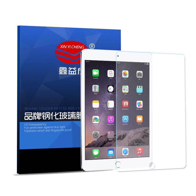 苹果ipad2钢化玻璃膜ipad11寸2018平板电脑17款12.9保护膜ipad4贴膜AIR2/1高清pro9.7抗指纹ipad3/5/6模10.2