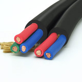 Pure copper core wire and flexible core cable core 3 2 2.5 1.5 46 110 16 Outdoor square sheathed cable