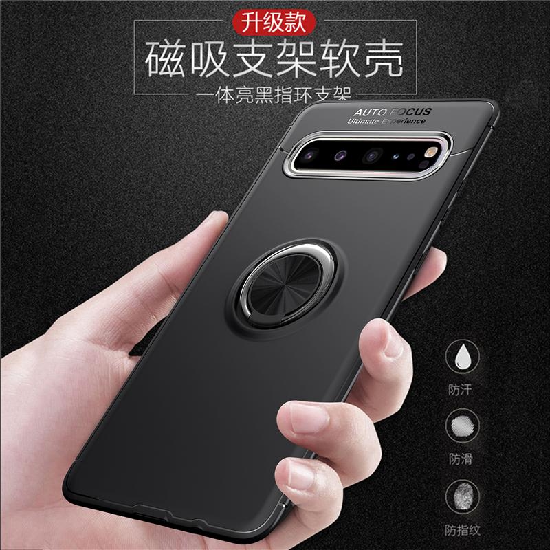 淘星 三星Galaxy S10手機殼S10plus防摔保護套矽膠軟套S10e全包殼g9750時尚G9730簡約9700商務個性男女5G版