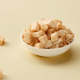 阿甘正馔椰子脆块海南风味椰肉椰子脆片186g*1罐装