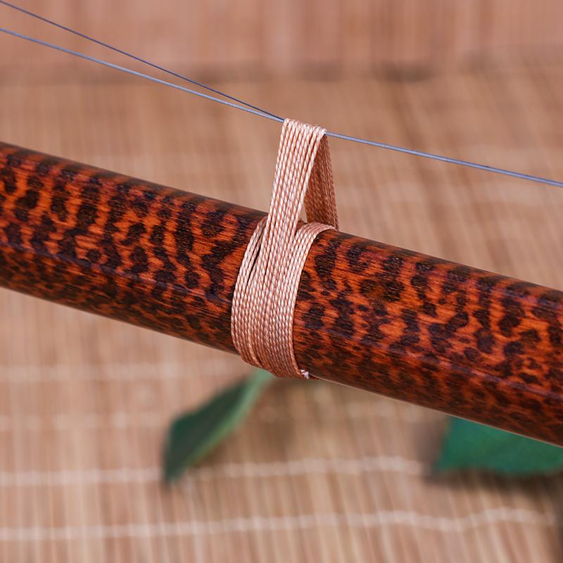 厂家直销 二胡乐器 五星蛇纹木 蛇纹木二胡