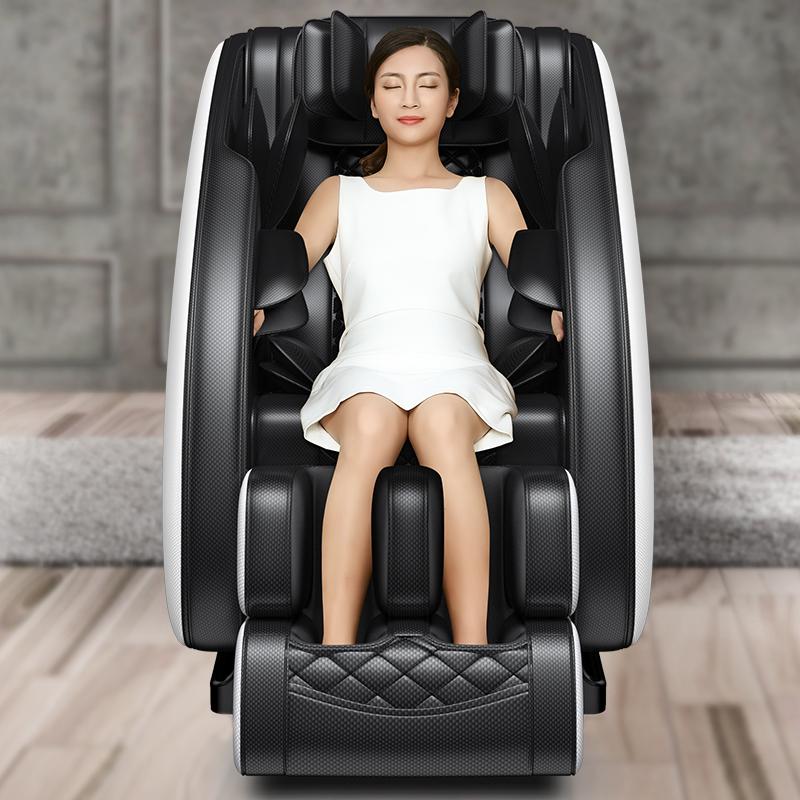 德国本博电动按摩椅家用全自动小型太空豪华舱全身多功能老人器机