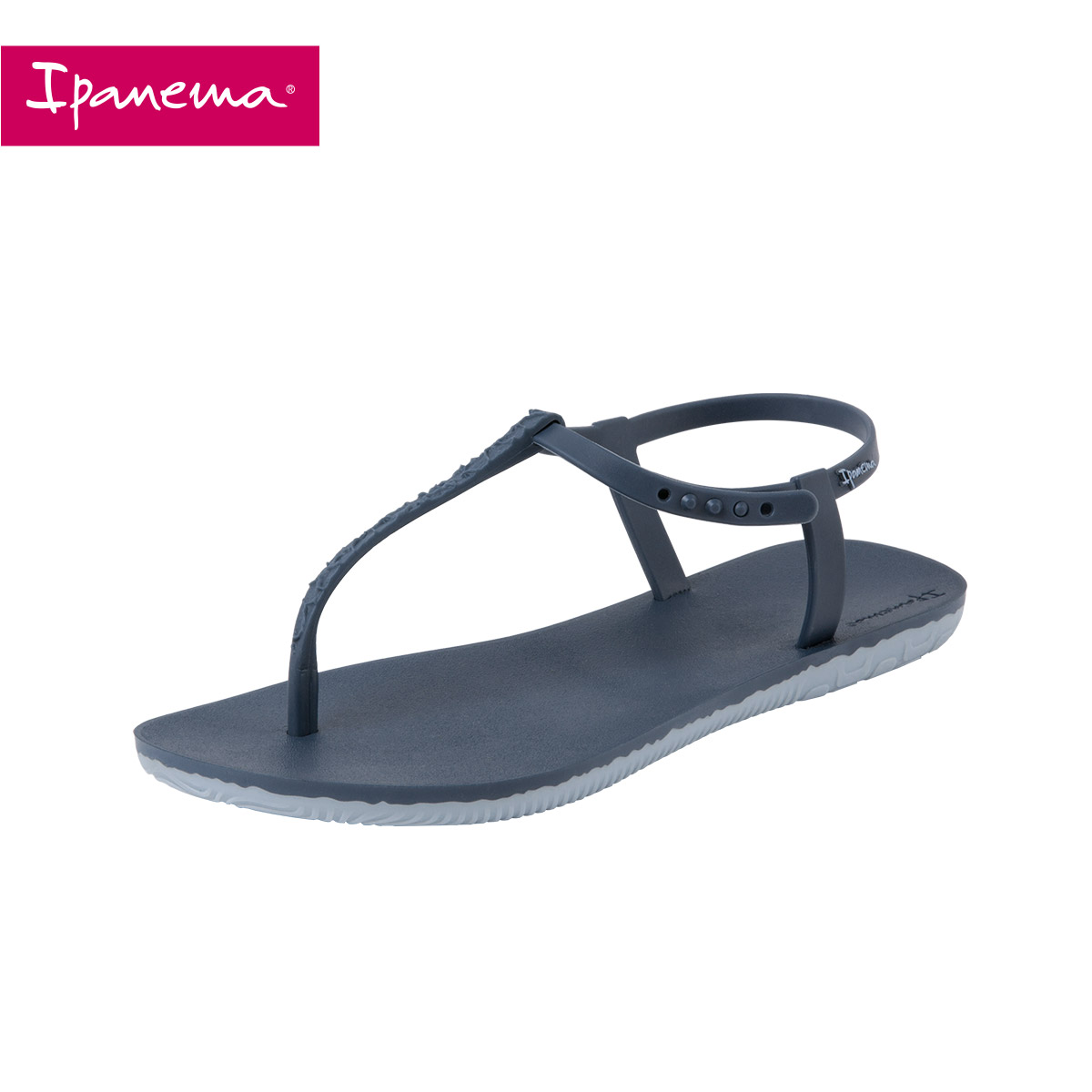 Ipanema凉鞋女ins潮夏季简约时尚女鞋新款海边沙滩鞋平底凉拖鞋