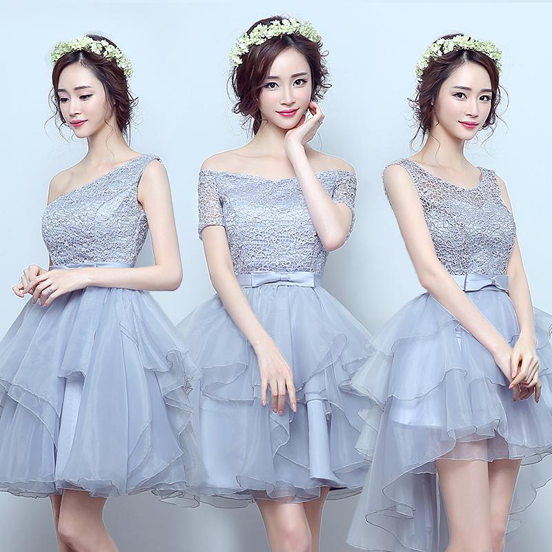 Buy 2016 new spring and summer wedding bridesmaid dress bridesmaid ...