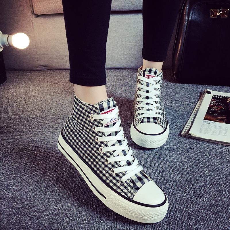 Buy 2016 Spring And Summer Shoes Lace Flat Shoes Student