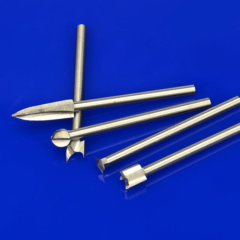 根雕木雕工具木工电动雕刻刀铣刀木刻刀钻头打磨核雕刻工具套装