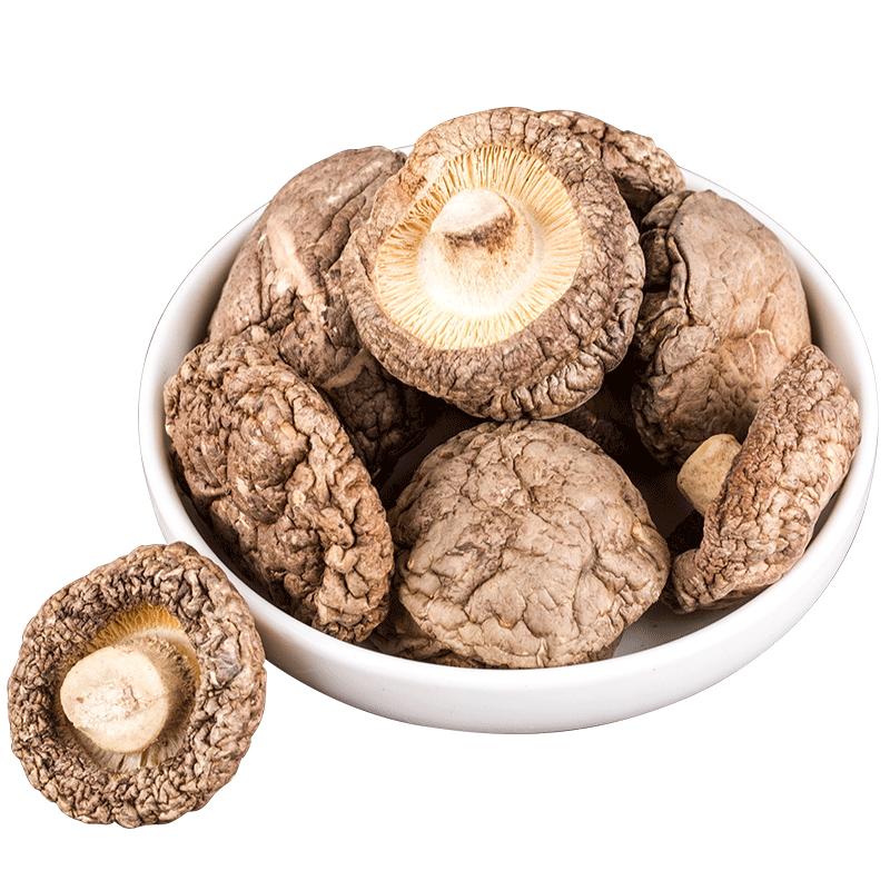 三里岗 香菇干货 500g干香菇冬菇菌菇一斤干货农家特产批发 蘑菇
