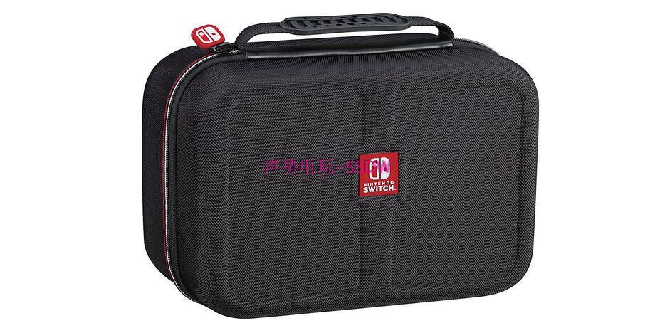 任天堂 Switch NS主机手柄底座配件收纳包大容量手提箱便携盒
