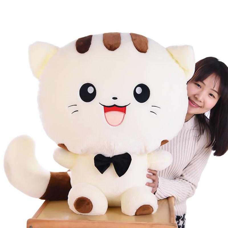 毛绒玩具可爱猫大号玩偶抱枕公仔小猫咪布娃娃儿童生日礼物送女孩