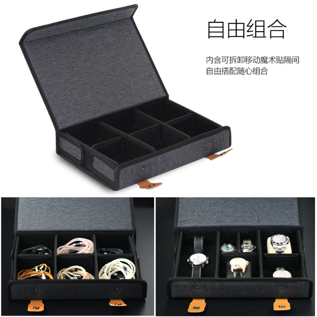 Earphone bag digital storage and finishing box in-ear earphone data cable power bank mobile power portable handbag