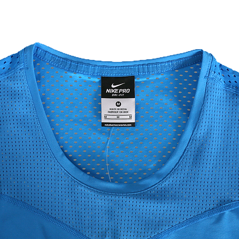耐克女子2018夏季运动速干透气训练跑步健身运动T恤725715-435