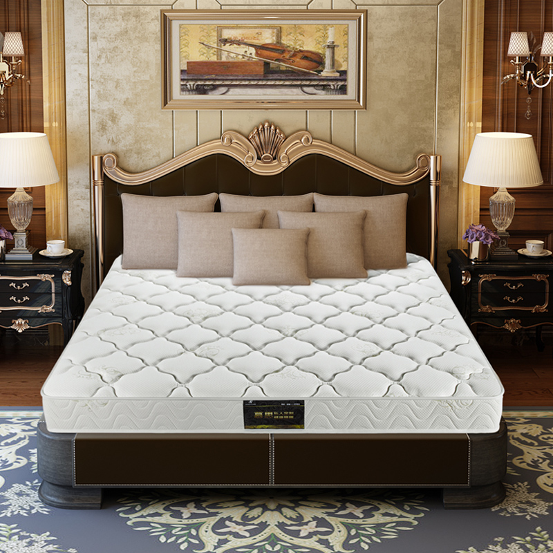 经典版 1.8m 高弹乳胶床垫 米 1.5 乳胶独立筒弹簧席梦思 慕思床垫