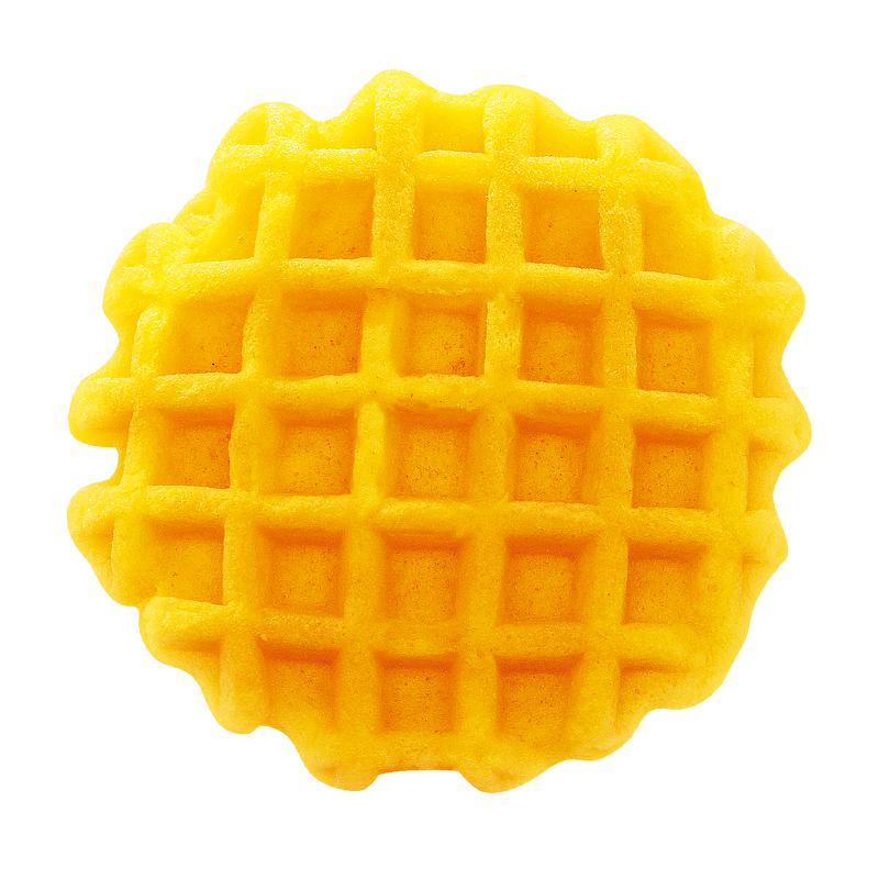 【新品】回头客卡侬尼华夫饼300g格子饼蛋糕网红零食早餐面包整箱