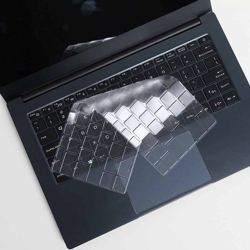 14寸机械革命S1 Pro键盘膜 笔记本电脑保护贴膜