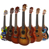 Children's ukulele beginner simulation can play boys and girls baby guitar toys 3-6 years old 4 to half 10