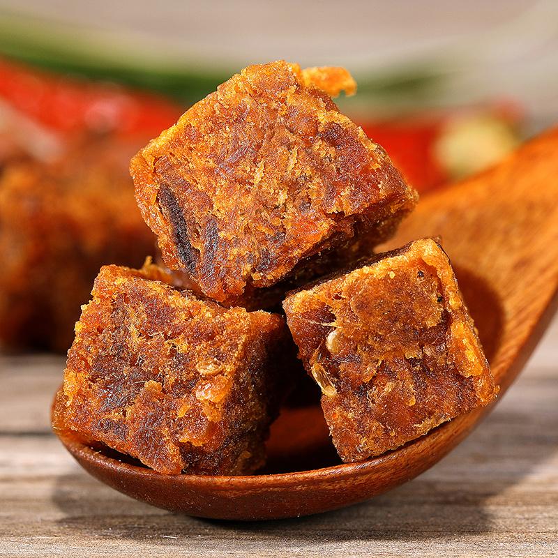 比比赞牛肉粒小包装牛肉干办公室即熟食零食小吃网红吃货休闲食品 No.3
