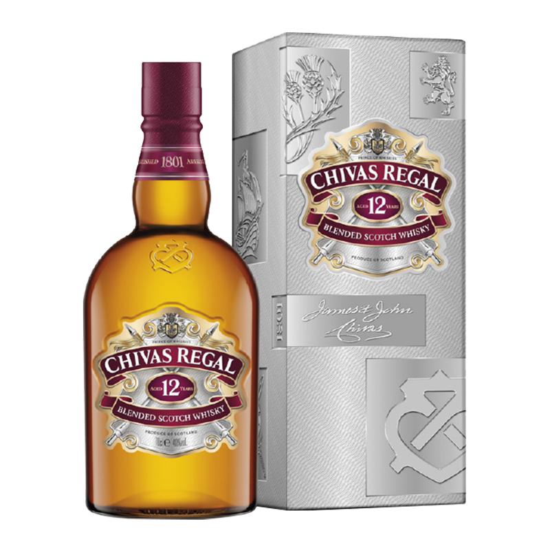 年 苏格兰调配型威士忌原装进口洋酒 年 12 宝树行 芝华士