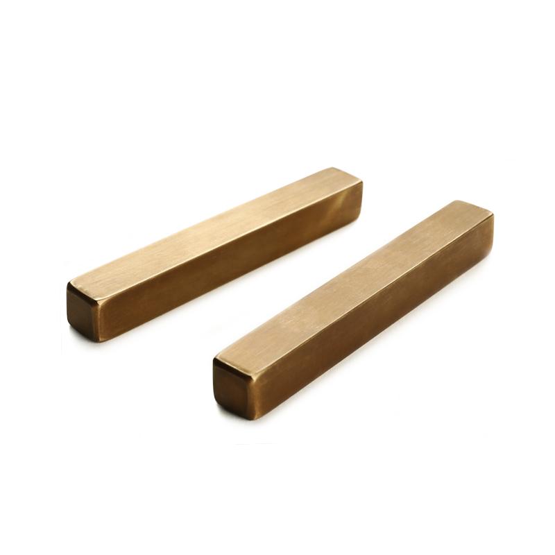 2支黄铜书法压压宣纸创意可爱纸