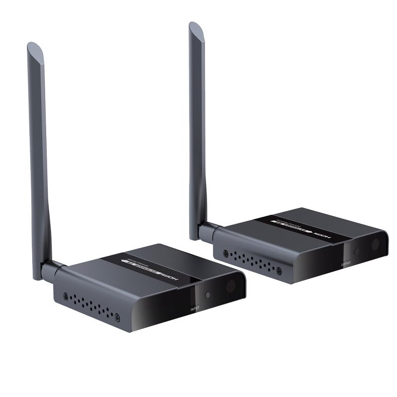 包邮顺丰 无线传输器 米 50 米穿墙传 100 无障碍传输 无线延长器 HDMI