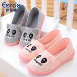 Moon shoes spring and autumn package with postpartum October thick-soled maternal indoor autumn and winter pregnant women cotton slippers female summer thin section