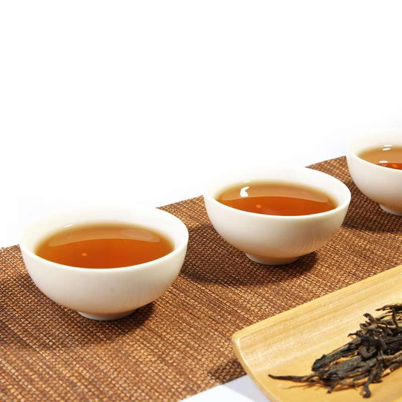 买1送1共发500g经典58凤庆松针工夫红茶滇红茶一芽二叶直条松针