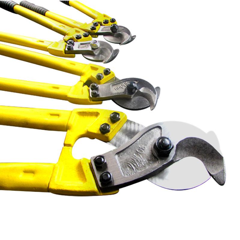 包邮大头电缆剪线缆剪 铜线剪刀手动电线钳铜线剪刀 断线钳剪线钳