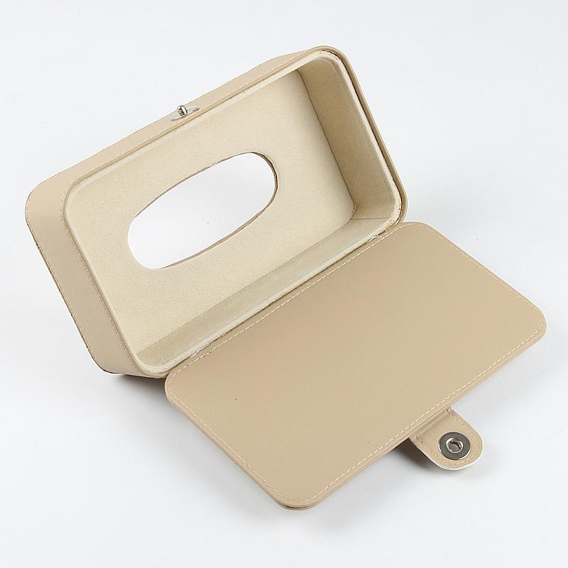 汽车创意遮阳板挂式天窗椅背抽纸盒 汽车内饰用品车载车用纸巾盒