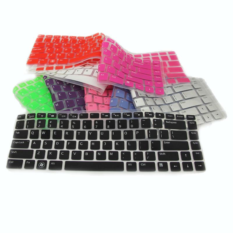 戴尔灵越inspiron14-5437笔记本键盘膜14寸电脑按键防尘保护贴套