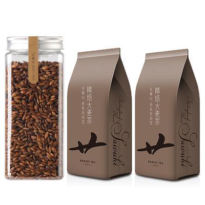 【买1发3】大麦茶原味浓香型宜搭苦荞茶散装小袋装非袋泡饭店专用