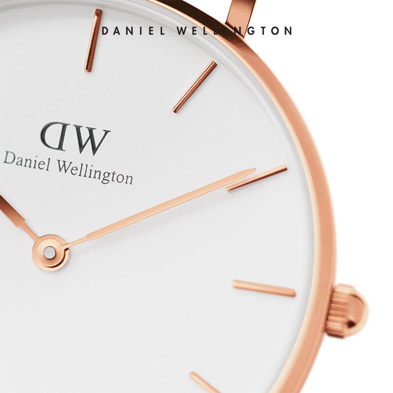 DanielWellington丹尼尔惠灵顿DW手表女28mm女士简约气质时尚女表