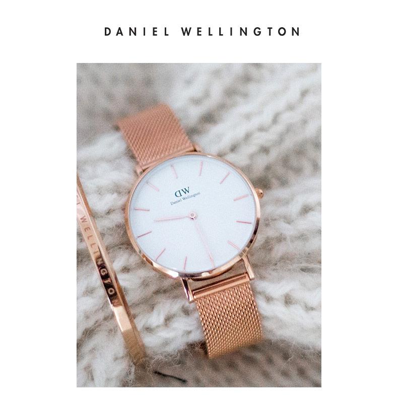 Danielwellington 丹尼尔惠灵顿DW女士32mm表带dw手镯套装
