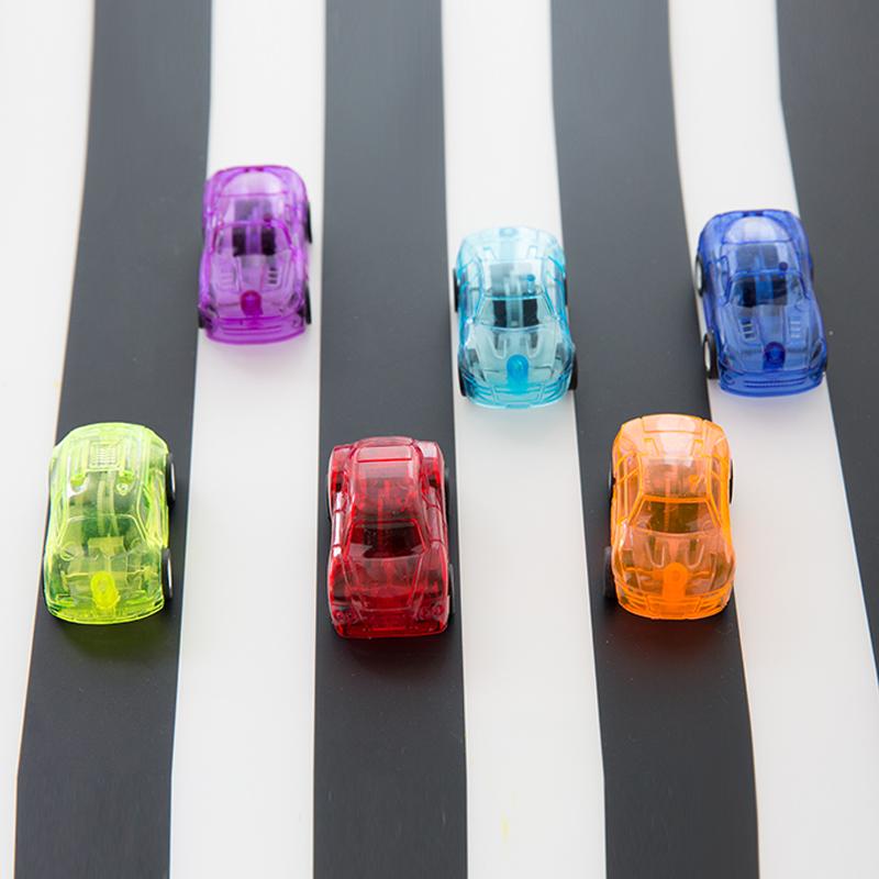 透明回力小车惯性玩具车儿童小礼物商品一元以下创意幼儿园送礼