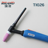 Ruiling argon arc welding machine accessories argon arc welding gun tig26 welding handle line air cooling gun 4 meters / 8 meters