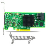 LSI 9300-8i LSI00344 SAS3.0HBA channel card HDD expansion card PCI-E3.0X8