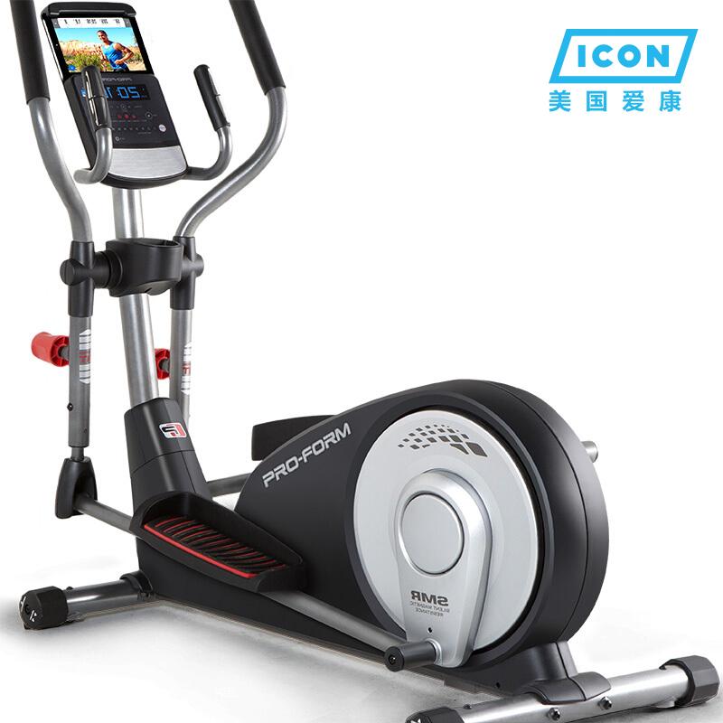 美国icon爱康家用燃脂椭圆机室内磁控健身商用太空漫步机74917