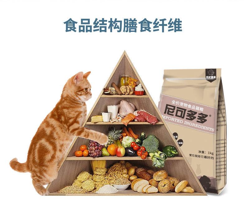 冻干猫粮增肥发腮成猫幼猫奶糕美英短鱼肉低油低盐天然猫干粮主粮优惠券