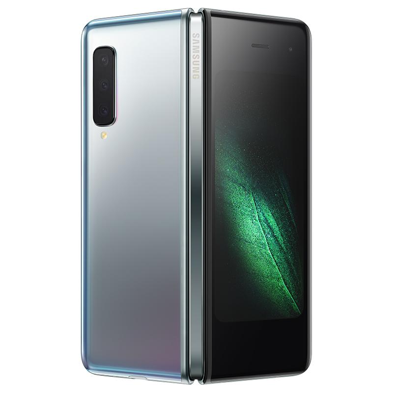 六摄像头 855 骁龙 512GB 12 折叠屏手机 F9000 SM Fold Galaxy 三星 Samsung 新品上市 现货速发