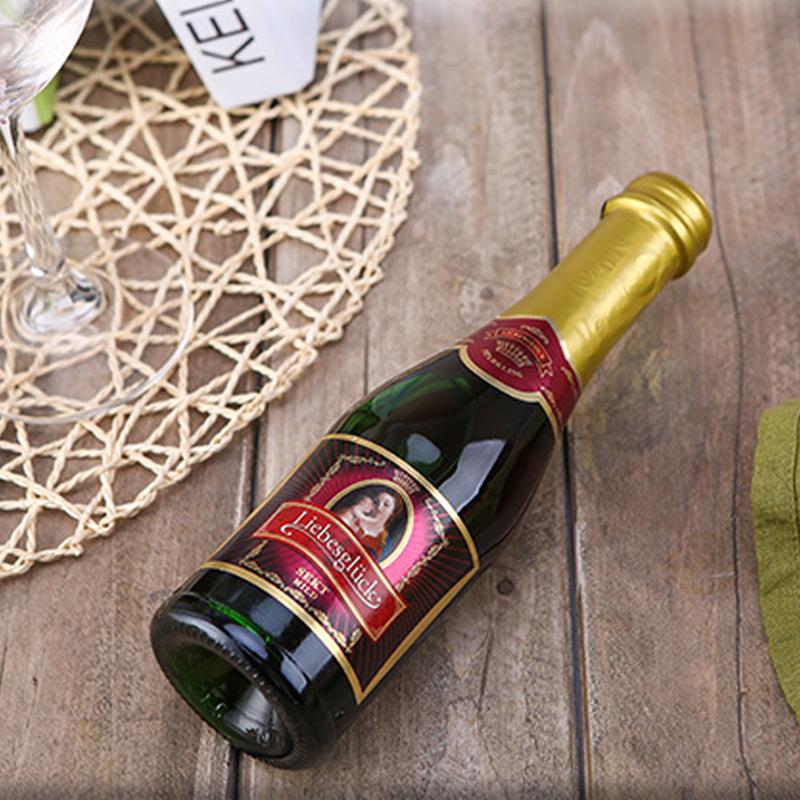 德国进口 Radjah 欧美人家 起泡红葡萄酒 200mL*6瓶 天猫优惠券折后¥29包邮(¥69-40)