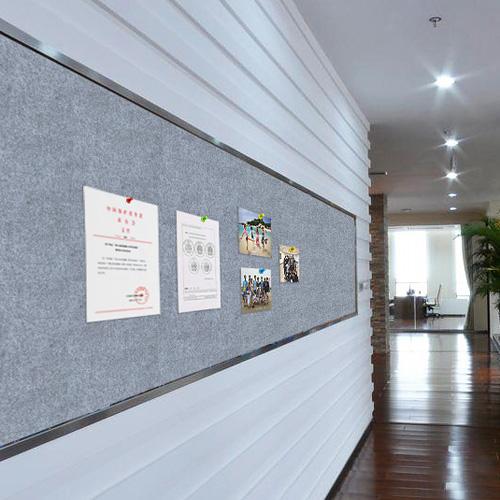 卷材5mm墙毡公司企业办公室留言板主题照片展示墙宣传栏软木钉板