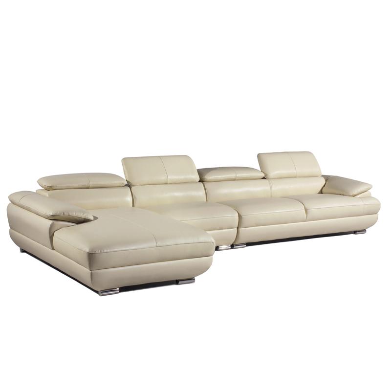 简约现代真皮沙发组合头层牛皮客厅新款黑色皮沙发整装大户型轻奢