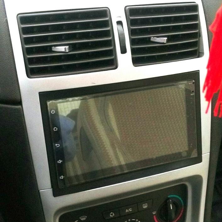 导航 电容屏 导航大屏一体机 GPS 导航仪 307 标致 适用于 安卓系统