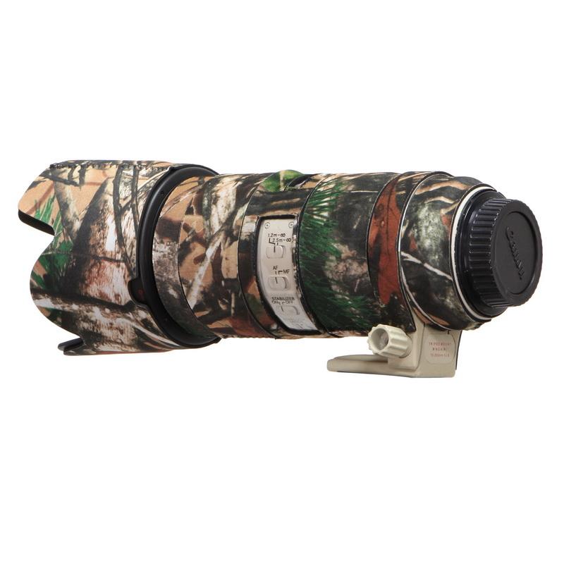 Selens 镜头炮衣迷彩保护套 适用于佳能70-200F2.8ISII  EF600f4
