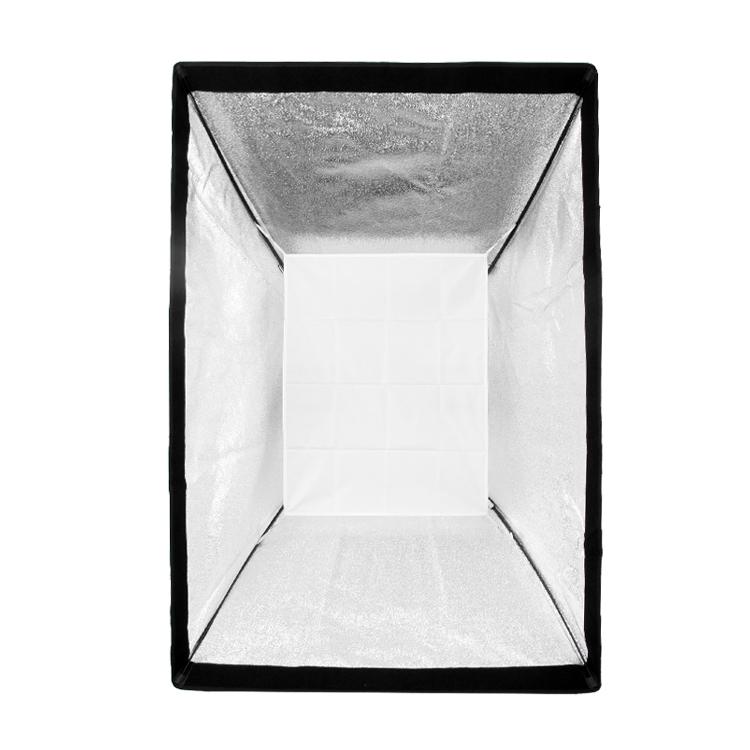 神牛网格柔光箱 70*100cm 闪光灯 影室灯 柔光箱柔光罩 影棚附件