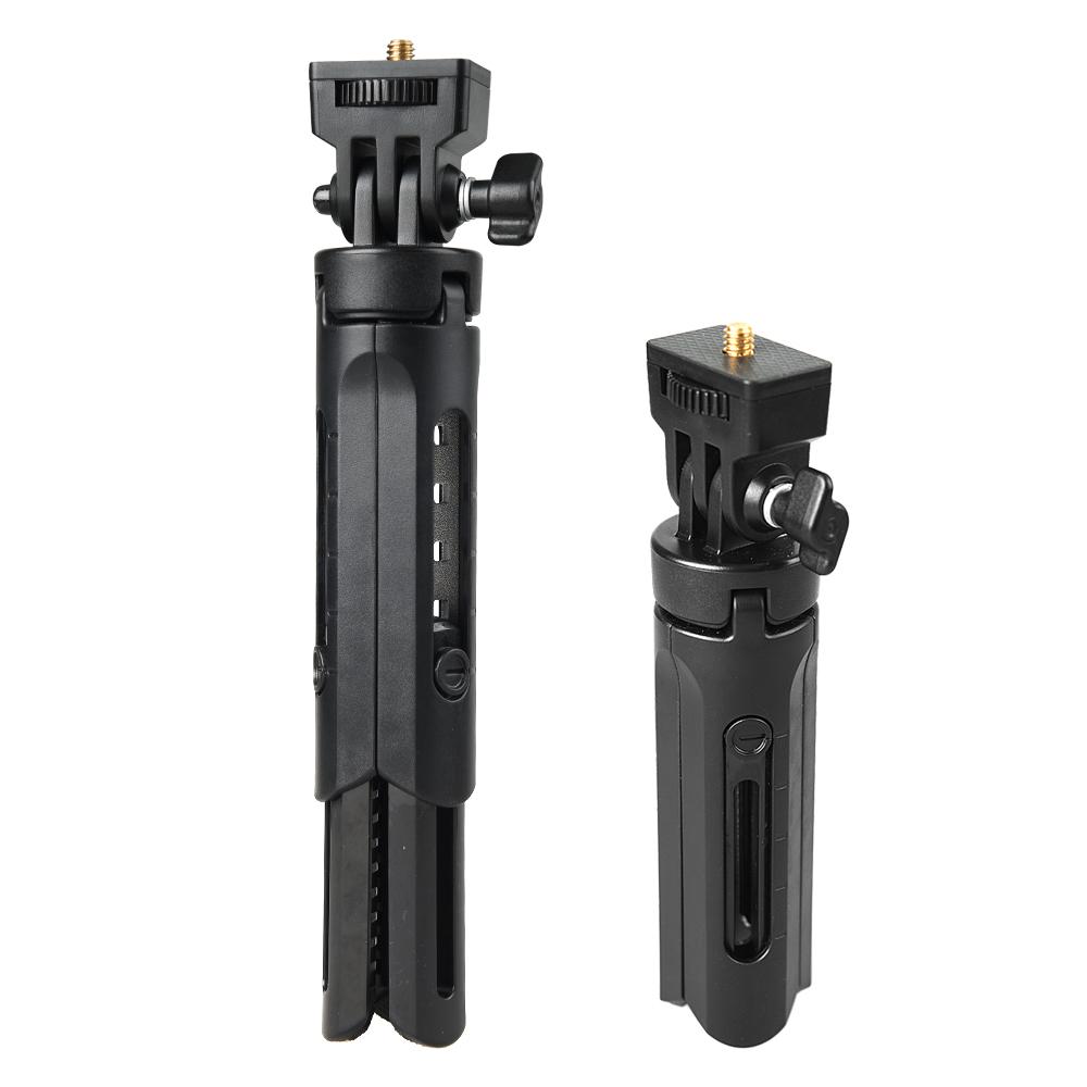 神牛MT01迷你三脚架摄影闪光灯LED摄像灯单反微单便携式三脚支架